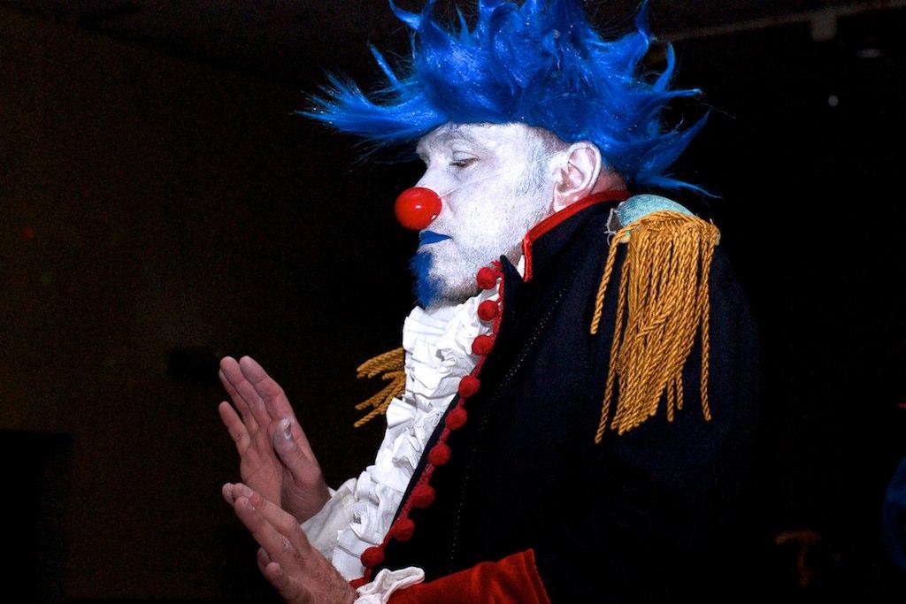Clown 1 couleur