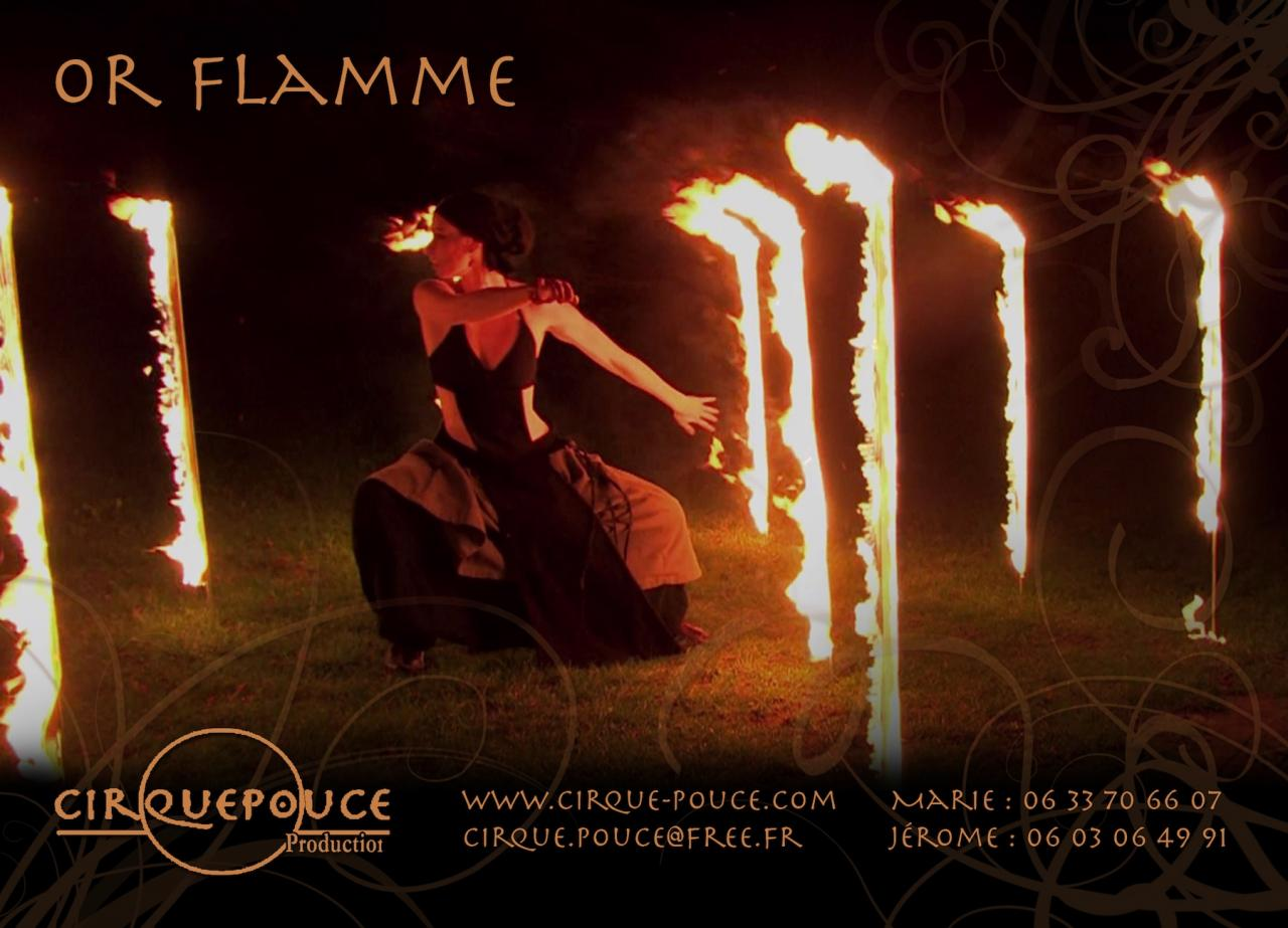 Or Flamme